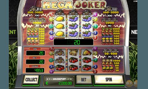 mega joker casino spielen