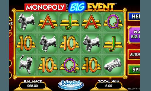 Monopoly big event spielen