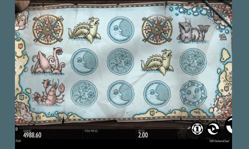 1429 Uncharted Seas casino spielen